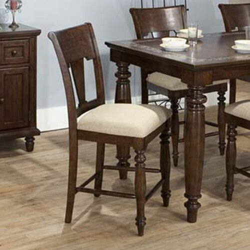 ECI Furniture San Antonio Bar Stool with Cushion