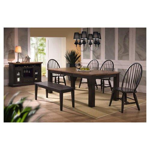 ECI Furniture Acacia Server