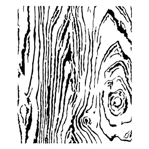 The Crafter's Workshop Woodgrain Template