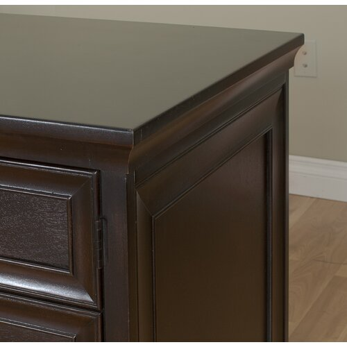 kathy ireland Home by Martin Furniture Fulton Computer Credenza