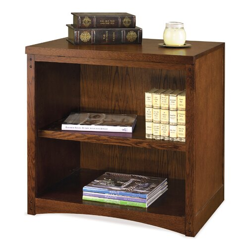 kathy ireland Home by Martin Furniture Mission Pasadena Open Base Bookcase
