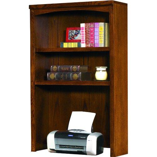 "kathy ireland Home by Martin Furniture Mission Pasadena 48"" H x 30"" W Desk Hutch"