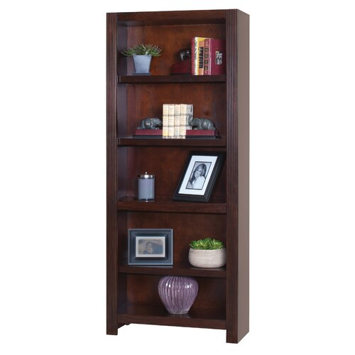 "kathy ireland Home by Martin Furniture Carlton Office Open 72"" Bookcase"