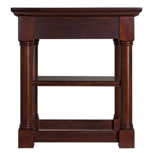 kathy ireland Home by Martin Furniture Mount View Flex Office End Table