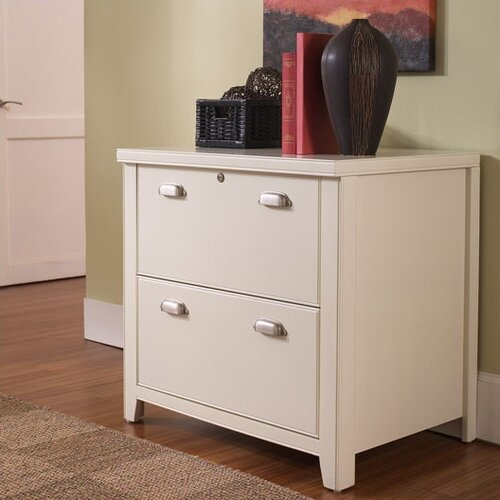 kathy ireland Home by Martin Furniture Tribeca Loft 2-Drawer  File