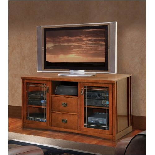 """kathy ireland Home by Martin Furniture Mission Pasadena 61"""" TV Stand"""