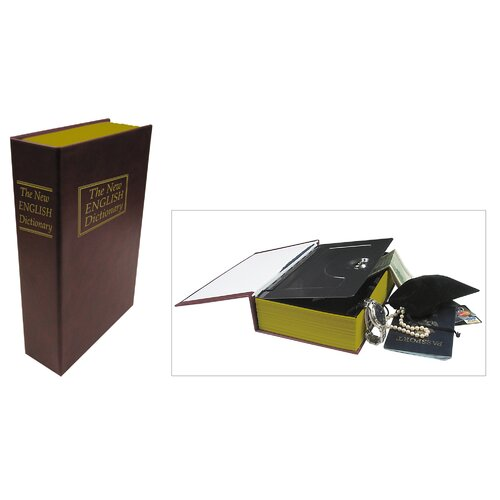 Maped Book Safe