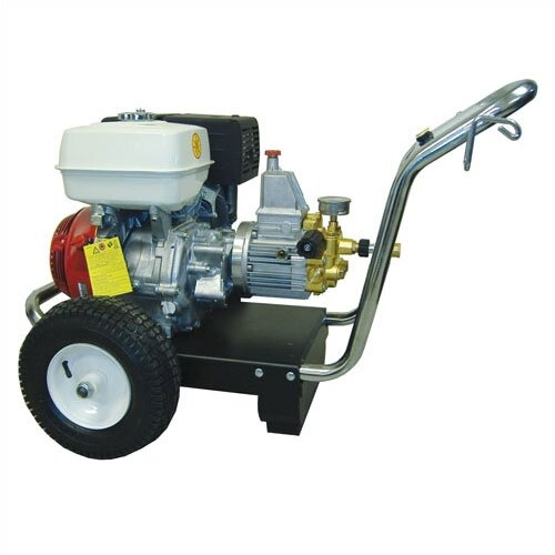 4.2 GPM / 3200 PSI Cold Water Gas Pressure Washer with Electric Start