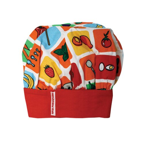 Eat Your Fruits and Veggies Chefs Hat