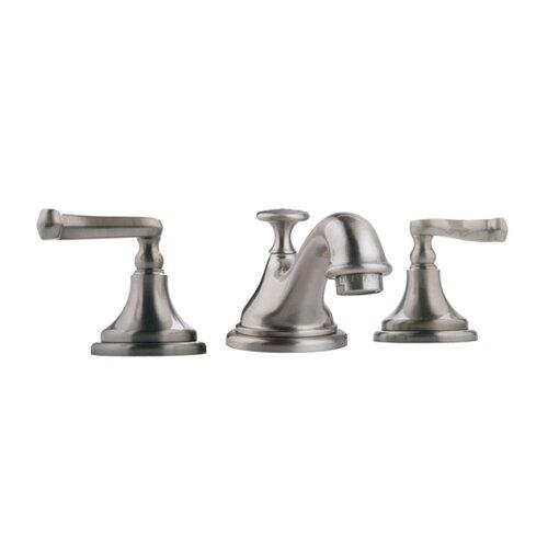 Meridian Double Handle Widespread Bathroom Faucet