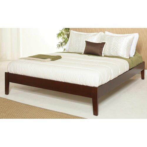 Modus Furniture Newport Simple Platform Bed