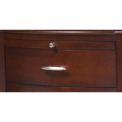 Modus Furniture Brighton 2 Drawer Nightstand