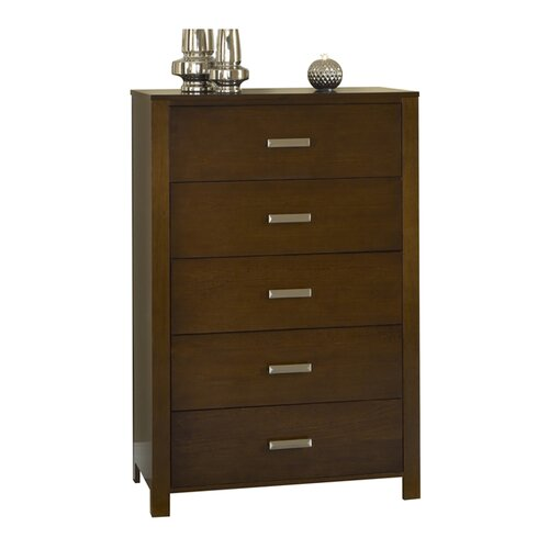 Modus Furniture Riva 5 Drawer Standard Chest