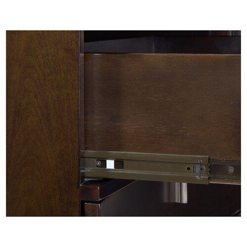 Modus Furniture Legend Wood 4 Drawer Lingerie Chest