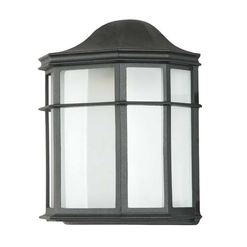 Sunset Lighting 1 Light Outdoor Wall Sconce