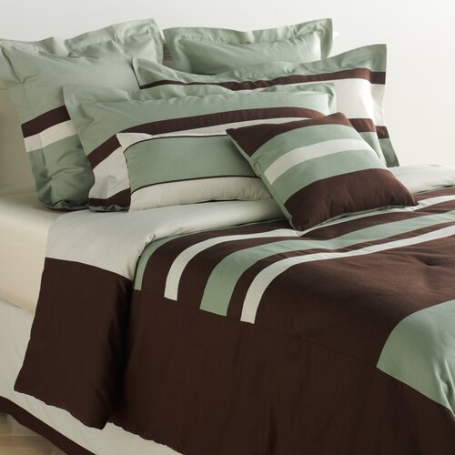 Rugby 8 Piece Comforter Set