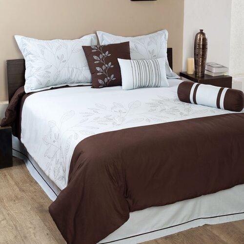 King Tropical Bedding Set