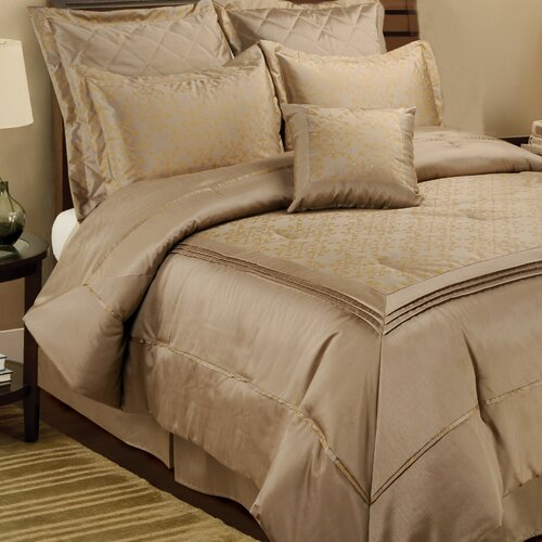 Crystal Orbit Comforter Set