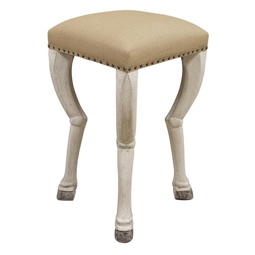 "Noir Clara 31"" Bar Stool"