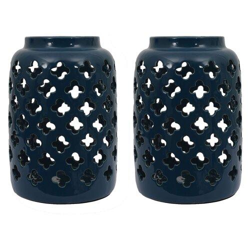 J. Hunt Home Ceramic Lantern