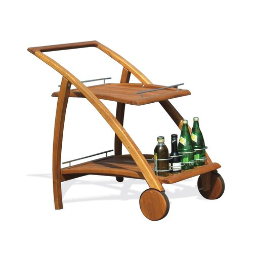 Haste Garden Riviera Serving Trolley
