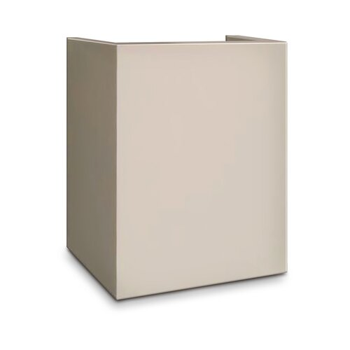Mesa Safe Co. All Steel Hotel Safe Pedestal for Model MH101