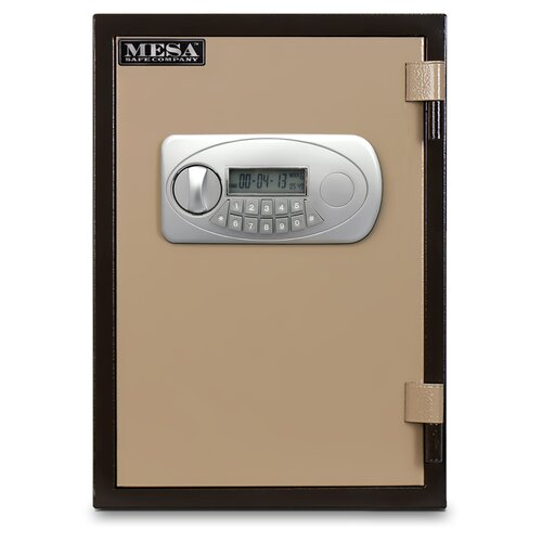 Mesa Safe Co. Electric Lock Fire Safe