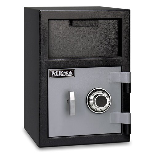 "Mesa Safe Co. 20.25"" Commercial Depository Safe"