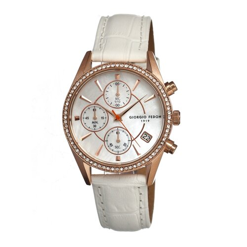 Giorgio Fedon Lady Timer Ii Women's Watch