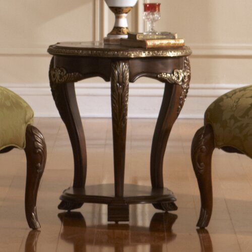 Imperial Court Chairside Table