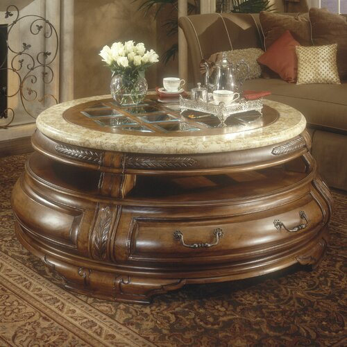 Michael Amini Tuscano Coffee Table