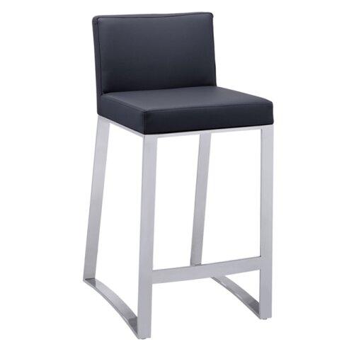 Sunpan Modern Architect 26 Quot Bar Stool With Cushion