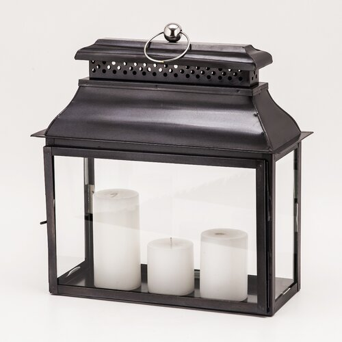 Fashion N You by Horizon Interseas Colonial Rectangular Lantern