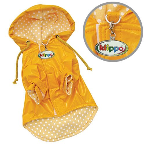 Klippo Pet Happy Frog Dog Raincoat