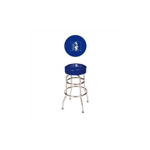 "Wave 7 NCAA 24"" Bar Stool with Cushion"
