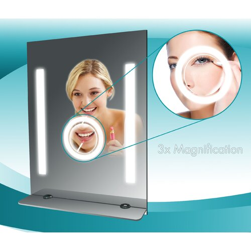 Steam Spa  Fog Free Bathroom Tall Mirror