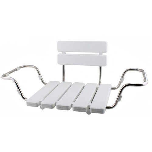 Steam Spa Bathtub Seat with Back Support