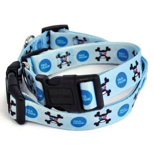 26 Bars & A Band Paul Frank 3D Skurvy Dog Collar