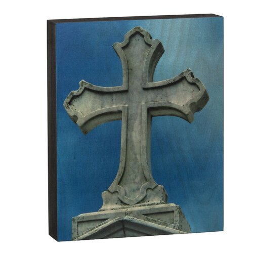 Summit Cemetery Cross Wall Art