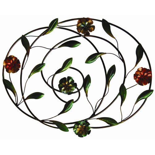 Arcadia Garden Products Whirlwind Wall Decor