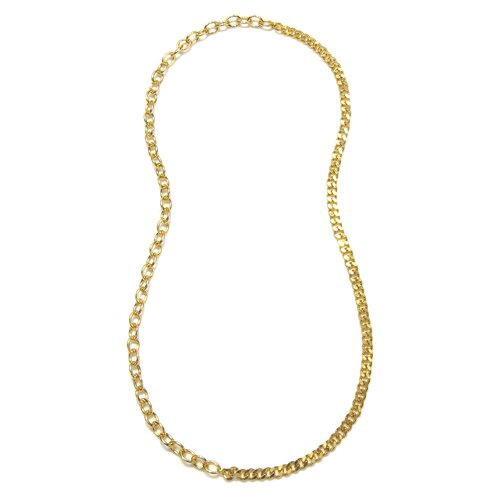 Timeless Beauty Gold Sarah Necklace