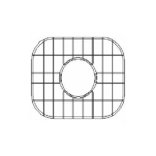 "Empire Industries 16"" x 14"" Sink Grid for Undermount Large Left Bowl Kitchen Sink"