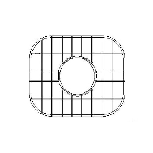 "Empire Industries 14"" x 13"" Sink Grid for Undermount Double Bowl Kitchen Sink"