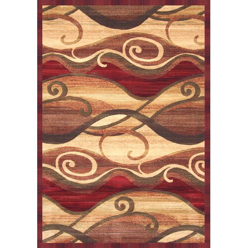 Abacasa Abacasa Essentials Waves Area Rug