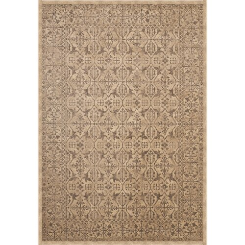 Abacasa Abacasa Sonoma Surry Tan Area Rug