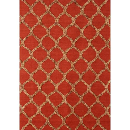 Abacasa Bliss Red Rug