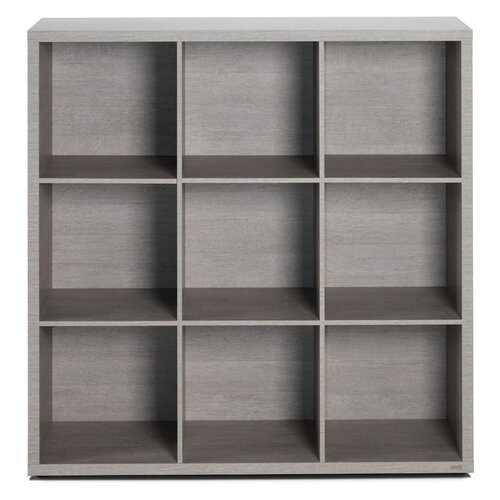 3 Row and 3 Column Open Cabinet