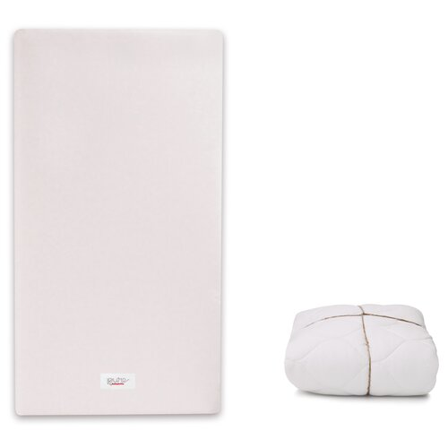"babyletto PURE Core 5"" Organic Mattress with Organic Cover"
