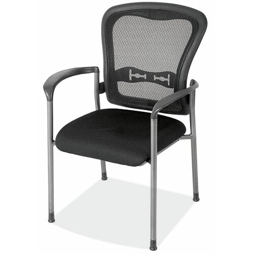 Spice Mesh Back Guest Chair with Arms