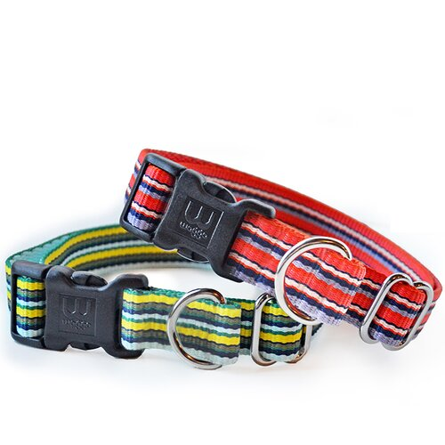 Waggo Line Up Pet Collar